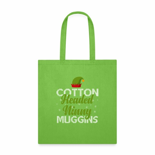 COTTON HEADED NINNY MUGGINS - Tote Bag