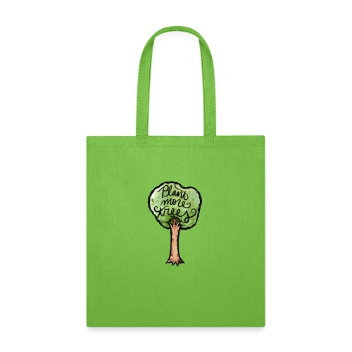 Plant More Trees - Tote Bag