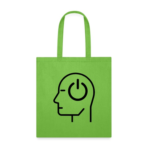 Switch on your brain - Tote Bag