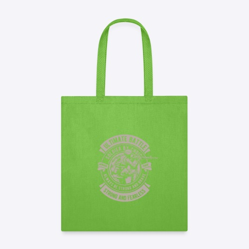 Soldier by choice - Tote Bag
