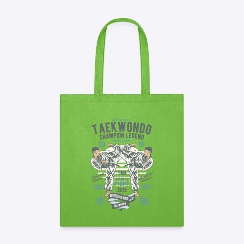 Taekwondo champion - Tote Bag