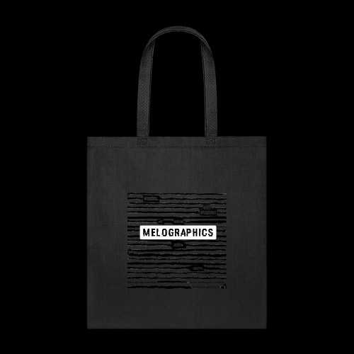 MELOGRAPHICS | Blackout Poem - Tote Bag