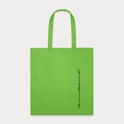 Movement Maker Tribe (side) - Tote Bag