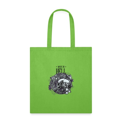 Made in HELL - Tote Bag