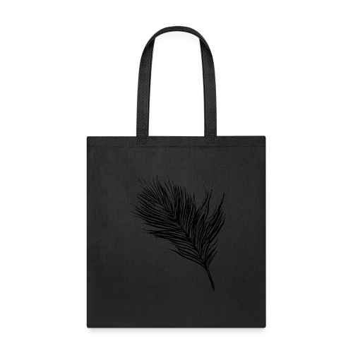 Delicate Feather - Tote Bag