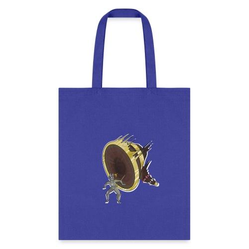 Ban Hammer Design (no text) - Tote Bag