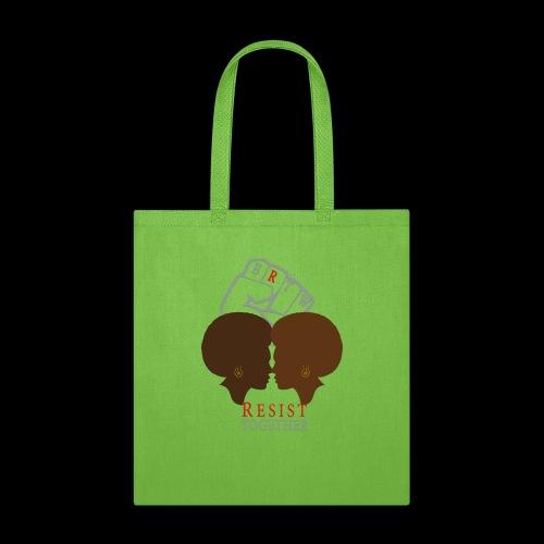 Resist Together Shirt 2 Women png - Tote Bag