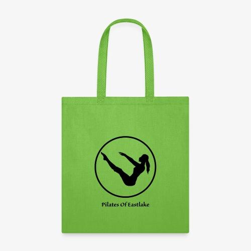 Pilates Of Eastlake Logo - Tote Bag
