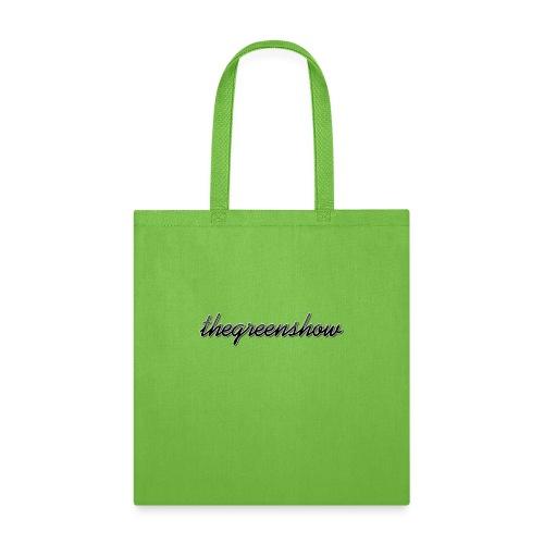 TheGreeShow Logo - Tote Bag