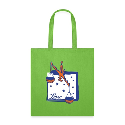 Libra - Tote Bag