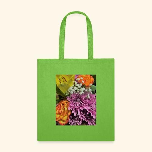 florals - Tote Bag