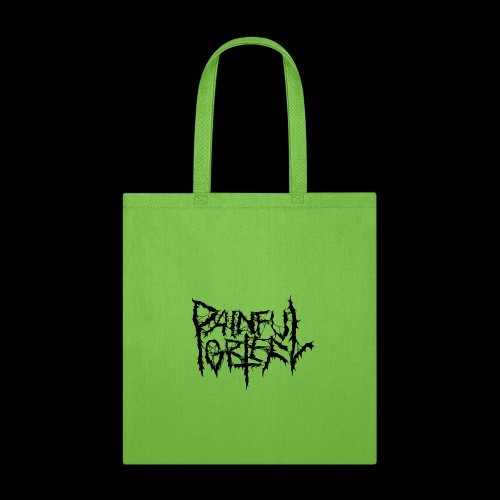 Painful Grief Logo - Tote Bag