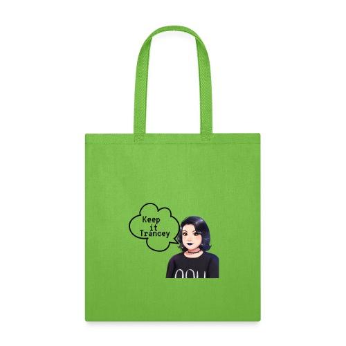 Keep It Trancey (New Logo) - Tote Bag