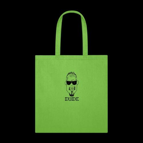 Dude Head 1 - Tote Bag