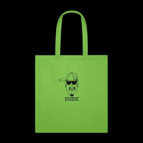 Dude Head 2 - Tote Bag