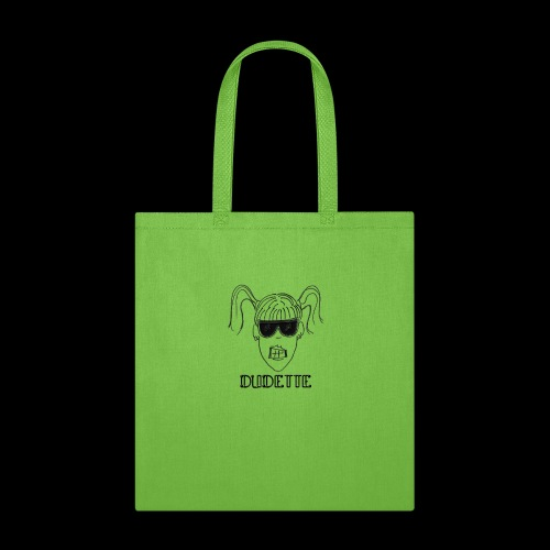 Dudette Head 1 - Tote Bag