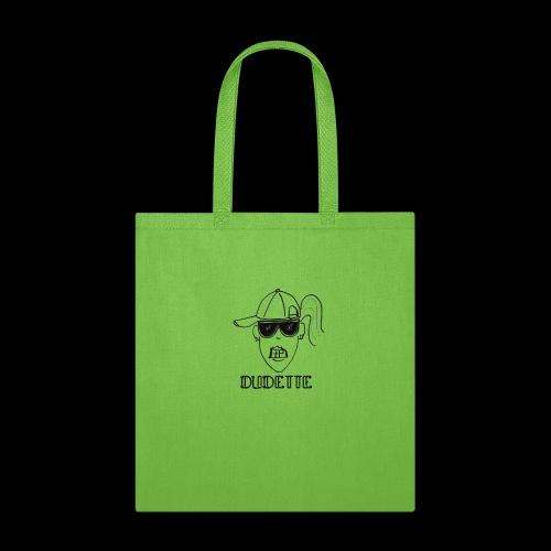 Dudette Head 2 - Tote Bag