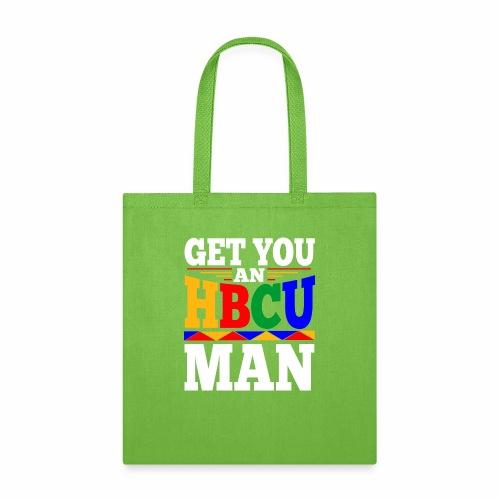 HBCU MAN - Tote Bag