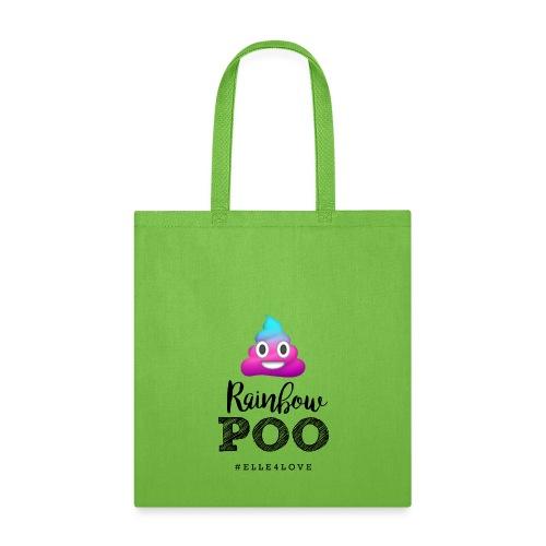 Rainbow Poo - Tote Bag