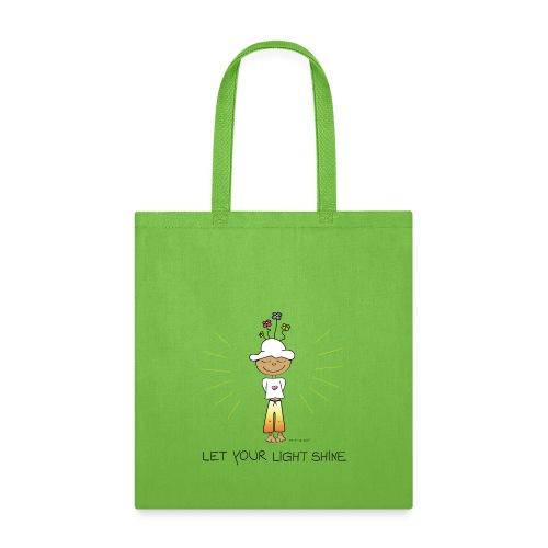 Let your light shine - Tote Bag