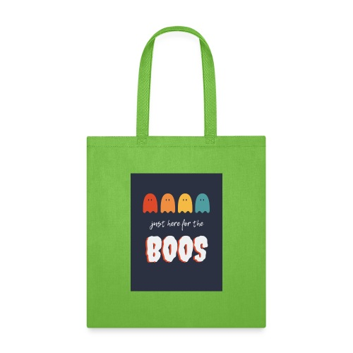 Just Here For The Boos Hoodie - Tote Bag