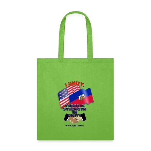 The Flag of Haiti E03 - Tote Bag