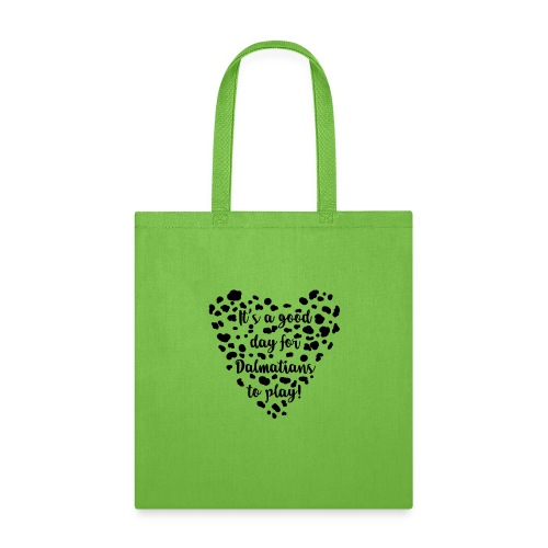 Dalmatians Play - Tote Bag