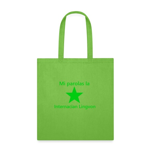 I speak the international language - Tote Bag