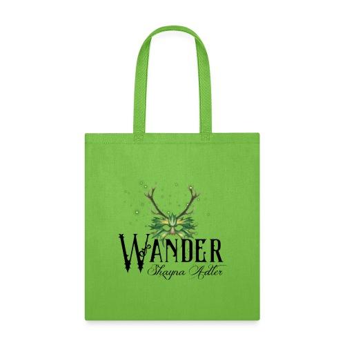 Wander in Green - Tote Bag