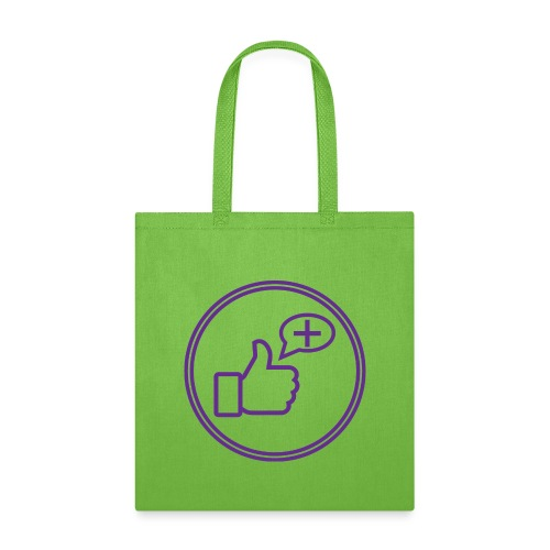 Stay Positive Icons - Tote Bag