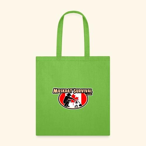 Muskrat Badge 2020 - Tote Bag