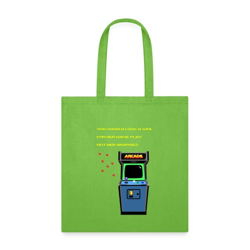 Loveme for Gameplay - Tote Bag