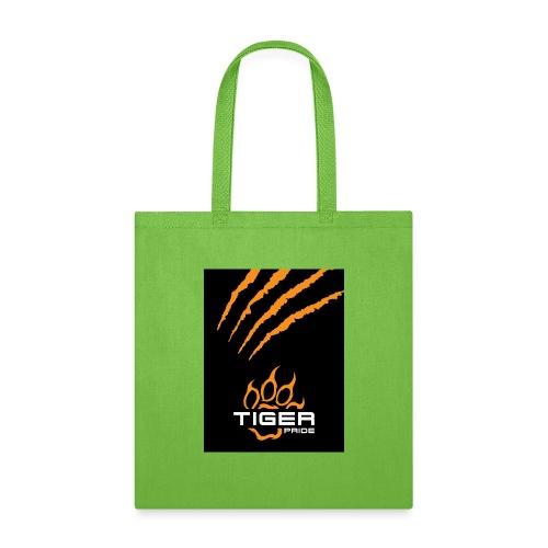 Tiger Pride iPad Case - Tote Bag