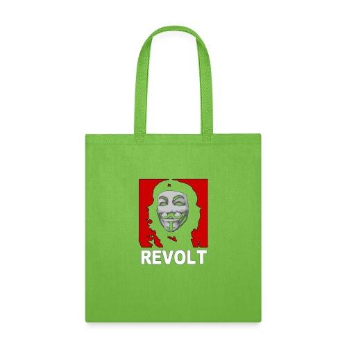 Anonymous Che Revolt Mugs & Drinkware - Tote Bag