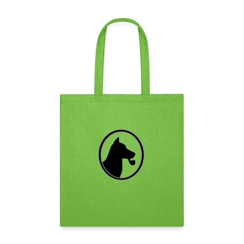 The Hound and the Pipe - Tote Bag