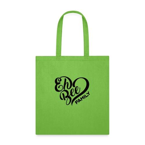 EhBeeBlackLRG - Tote Bag
