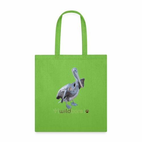Baja the Brown Pelican - Tote Bag