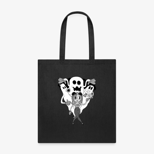 Samantics- Not Haunted - Tote Bag