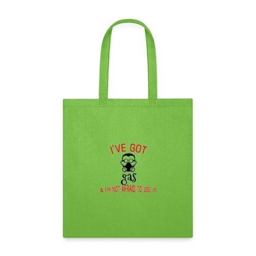 Got Gas - Tote Bag