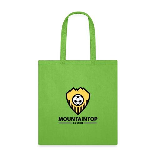 Mountaintop Soccer Association Logo - Tote Bag