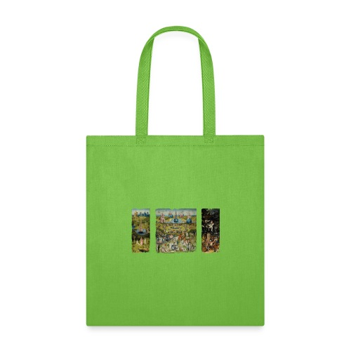 Garden Of Earthly Delights - Tote Bag