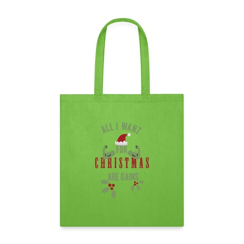 All i want for christmas - Tote Bag
