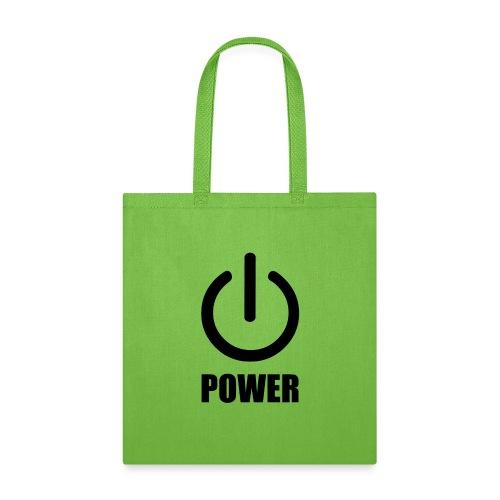 Power - Tote Bag