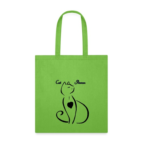 Cat Person - Tote Bag