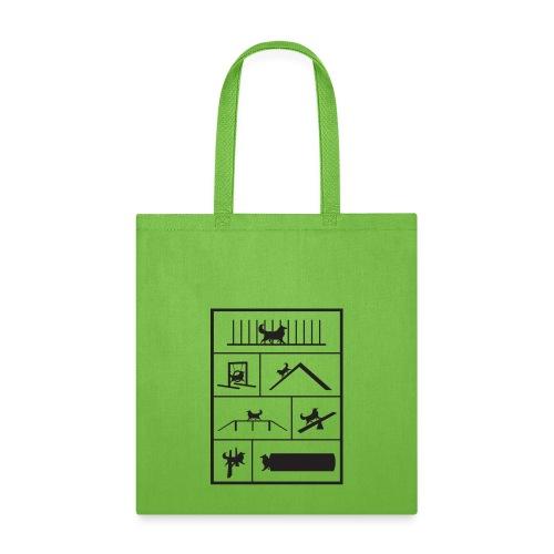 Agility - Tote Bag
