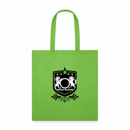 Atheist Republic Logo - Starred Badge - Tote Bag