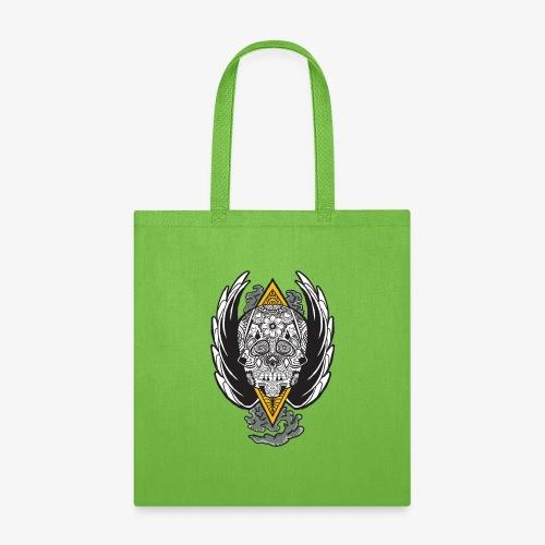 Skull Wings - Tote Bag