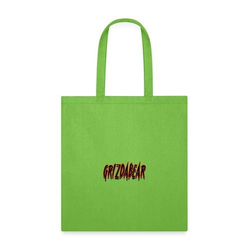 GrizDaBear Premium Halloween Merch - Tote Bag