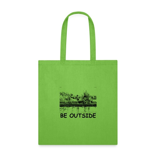 Be Outside - Tote Bag