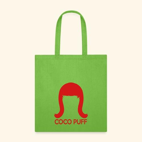 Coco Peru Fan Logo - Tote Bag